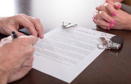 הסכם גירושין וביטולו